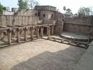 CHANDERI- the town of stones....