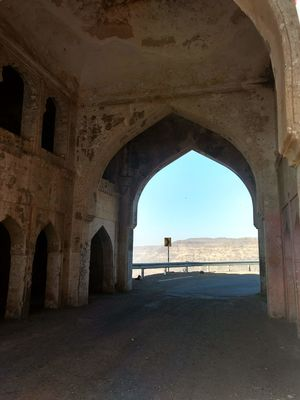 JAAM GATE: a gateway to malwa plateau....