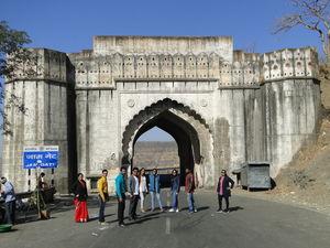 JAAM GATE: a gateway to malwa plateau....