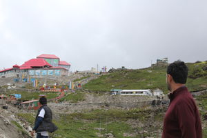 Places to visit in India - Sikkim - Nathula Pass