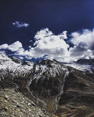Mesmerizing Pir Panjal Range at Rohtang Pass