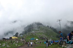 Mcleodganj and Triund