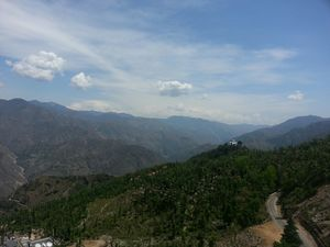 Trip to Mussoorie- queen of hills