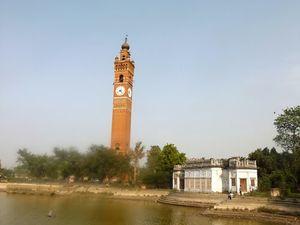 Husainabad Clock Tower 1/2 by Tripoto