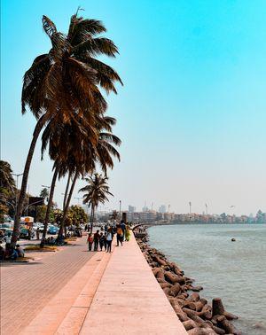 Mumbai : The city that never sleep.