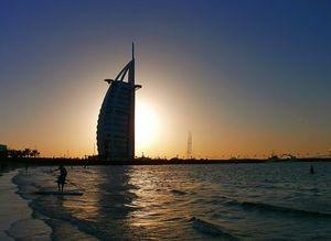 Jumeirah Beach Hotel - Jumeirah Rd. - Dubai - United Arab Emirates 1/undefined by Tripoto