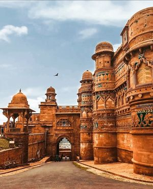 #Gwalior fort #incredible india #history