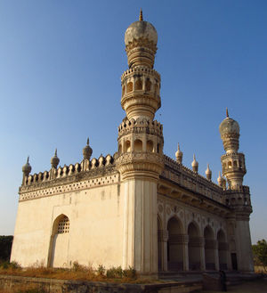 Qutb Shahi Tombs 1/4 by Tripoto