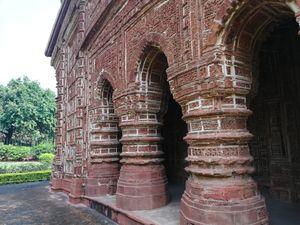#Bishnupur#historical place# kolkata # a peaceful place to visit