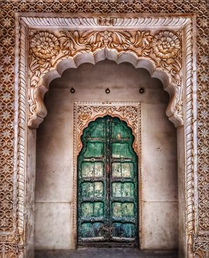 Magical Door | Mehrangarh Fort