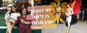 Getting Kissed By An Ape And Other Fun Things To Do In Thailand