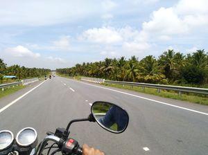 4 wheels, 4 souls, 4 days, wandering around the westren ghats, the coastal belt #1500k