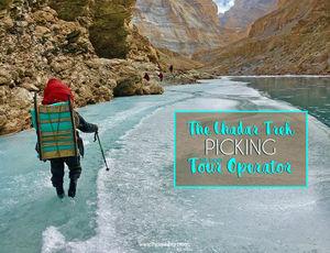THE CHADAR TREK - PICKING THE RIGHT TOUR OPERATOR