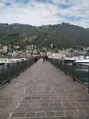 Beauty of Como,Italy.