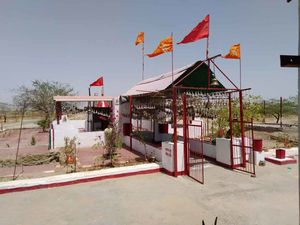 A Trip to Hanuman Mandir at Indo-Pak Border, Kachchh: Duty Unto Death, BSF Controlled area