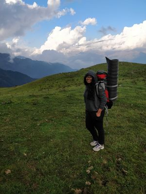 The Ultimate Trekking Experience for A first timer willing to dare!