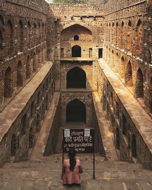 Hidden Gem inside the heart of Delhi