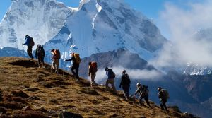 Fitness Tips & Experience for any Himalayan Trek