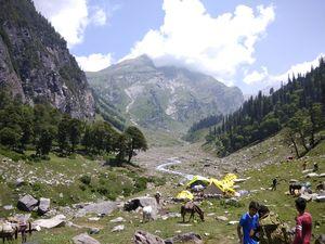 A short video on Hamta pass & Chandratal lake experience