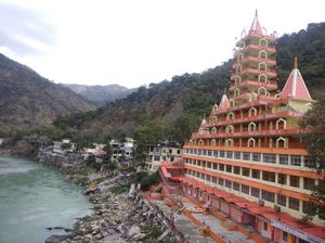 Rishikesh and Haridwar - a peaceful place to travel.