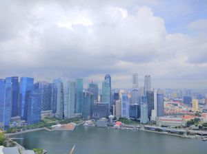My Singapore city explore in 15 hrs