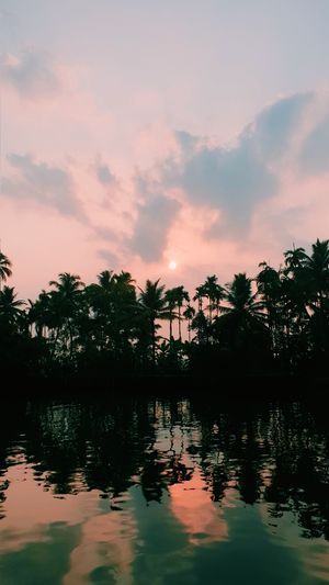 Best sunrise & sunset spots in Alleppey, Kerala