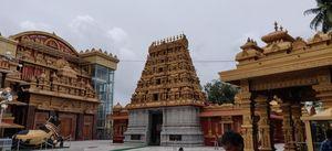 Mangalore - Cultural trip to Gokarnanatheshwara Temple & Udupi - Udupi Sri Krishna Matha
