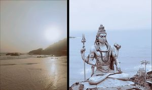 Vacation in Beach plus Cultural Tour -SouthWestern India
