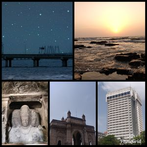The City of Dreams - Mumbai!!! Here is how I explored famous places in a day.
