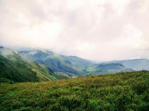 Kudremukh - The Third Largest Peak in Karnataka, India #1894 mtrs above the Sea Level