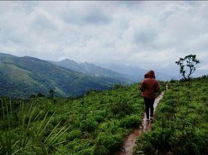 Baamikonda hill in Kudremukh - The hidden and unexplored heaven