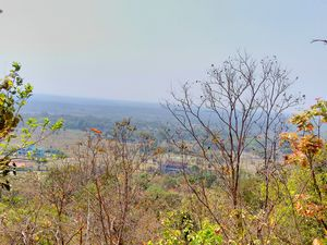 Hiking Susunia Hill, Bankura, West Bengal