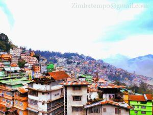 Best hill station in india Gangtok sikkim