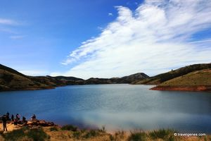 Escape the crowd: Upper Bhavani lake, Ooty!