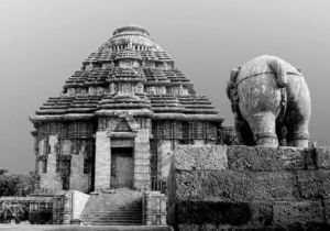 Beauty in ruins: Sun Temple, Konark