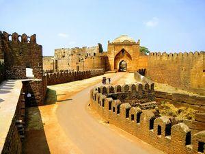 Trip to Bidar fort