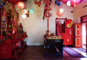 Kwan Kung Temple – Only Chinese Temple in Mumbai