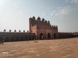 A Trip to Mughal Empire : Fatehpur Sikri