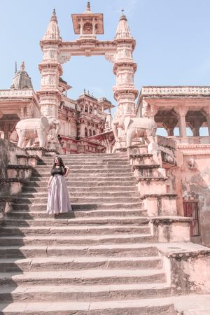 The Pinks of Jaipur