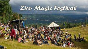 Ziro Music fest this week!