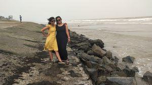 Trip to mandarmoni beach and digha beach