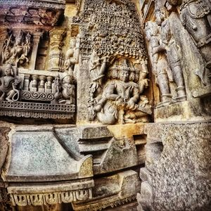 One of the best masterpiece for Hoysala architecture #incredibleindia  #Tripoto  #Tripislife