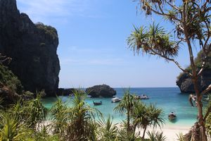 The most beautiful island ever visited- Phi Phi