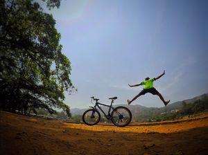 Cycling Shots