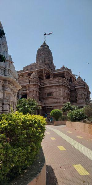 Jain temple Nashik