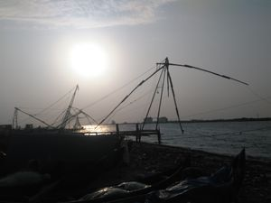 List of places I covered in a one day trip to Fort Kochi