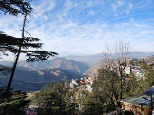 Christmas Trip to Shimla and Kufri