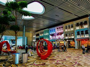 T4 Terminal Changi Airport - Heritage Zone