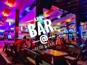 ARK Bar @ Koh Samui - VLOG   TwainTravellers