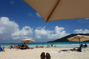 Flamenco Beach 1/1 by Tripoto